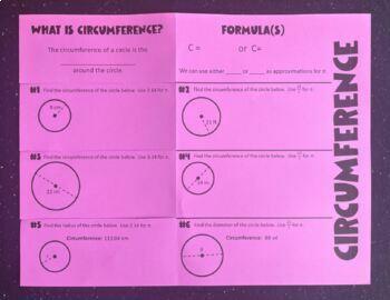 Circumference (Foldable)