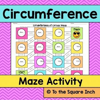 Circumference Maze
