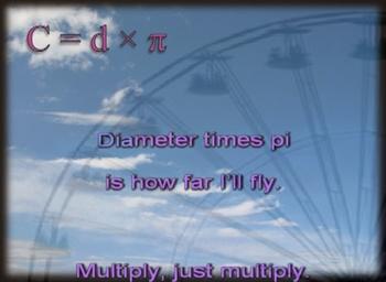 Circumference Of A Circle - Pi - Music Video - Math Song