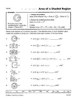 Circumference & Volume 1 (CCSS HSG-GMD.A.1, 2, 3)