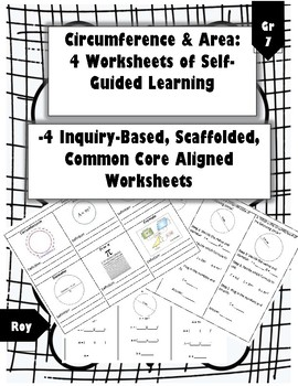 Circumference and Area: A Week of Self-Directed Learning