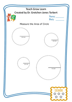Circumference of a circle 2