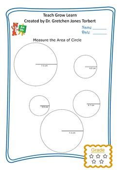 Circumference of a circle 4