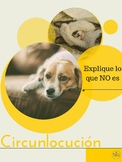 Circumlocution Classroom Posters SPANISH and ENGLISH