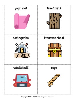 Circumlocution Game ADD ON pack for Spanish, French, German and MORE!