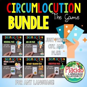 Circumlocution Games BUNDLE