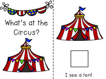 Circus Adapted Books
