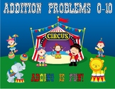 Circus Addition 0-10