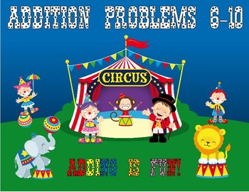 Circus Addition 6-10
