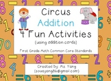 Circus Addition Packet