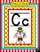 Circus Animals Theme Alphabet Posters
