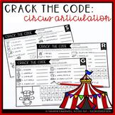 Circus Articulation: Crack the Code