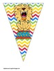 Circus / Big Top Themed Buntings- Customize Your Own Banner!