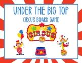 Circus Board Game