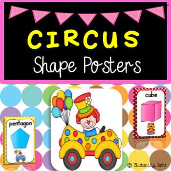 Classroom Decor - Circus Theme
