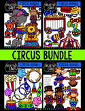 Circus Bundle {Creative Clips Digital Clipart}
