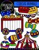 Circus Bundle {Creative Clips Digital Clipart}