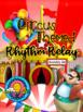 Circus Carnival Rhythm Relay