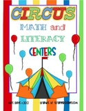 Circus Centers {12 Math and Literacy Centers}