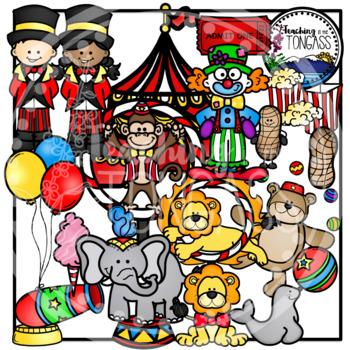 Circus Clipart