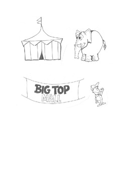 Circus Clipart (The One and Only Ivan)