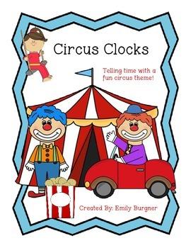 Circus Clocks Center