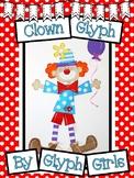 Circus Clown Glyph