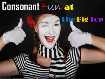 Consonant Fun at Big Top