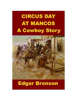 Circus Day at Mancos - A Cowboy Love Story