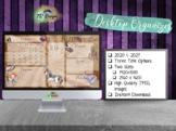 Circus Desktop Organizer 2020 & 2021