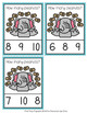 Circus Elephant Count and Clip Cards