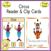 Circus Emergent Reader
