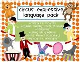 Circus Expressive Language Pack