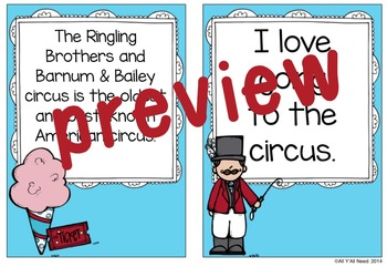 Circus: Fact and Opinion