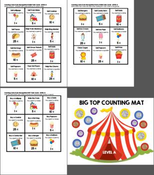 Circus Fun - Coin Counting Game