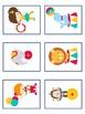 Circus Fun - Fun Math Folder Game - Adding Near Doubles - Common Core Aligned