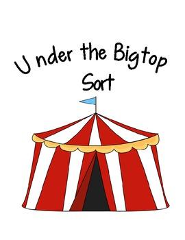 Circus Fun- Hard and Soft Sounds