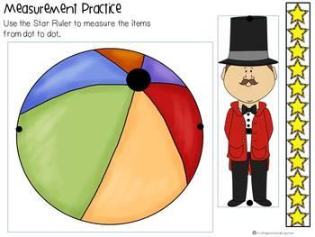 Circus Fun Literacy & Math Pack