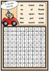 Circus Fun Sight Word Searches