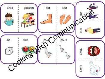 Circus Grammar and Vocabulary