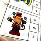 Circus Initial Letter Task Cards