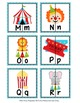 Circus Letter Match Puzzles