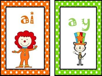 Circus Literacy Packet