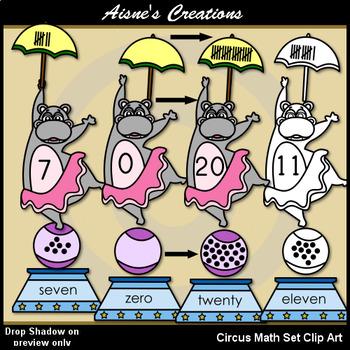 Circus Math Set