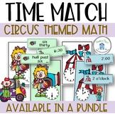 Telling Time Circus Theme