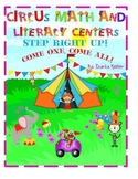 Circus Math and Literacy Centers