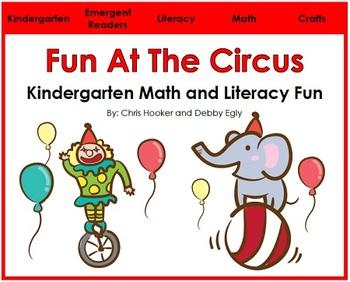 Circus: Math and Literacy Fun