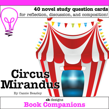Circus Mirandus Discussion Question Cards