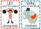 Circus Movement Cards  (20 Cards)