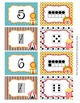 Circus Number Match Activity